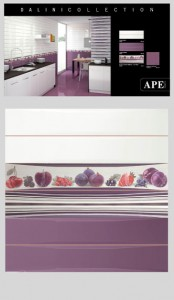 Poza 1 DECOR MARITA PURPURA 20x60