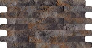 Poza 1 Placa de 23.5x40.5 cm pentru exterior Arcos Caravista Gri